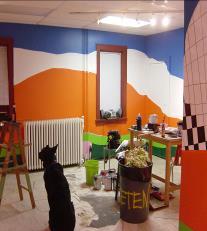 making installation